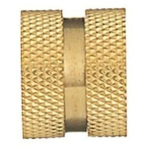 Gents Gold Plated Steel Textured Link