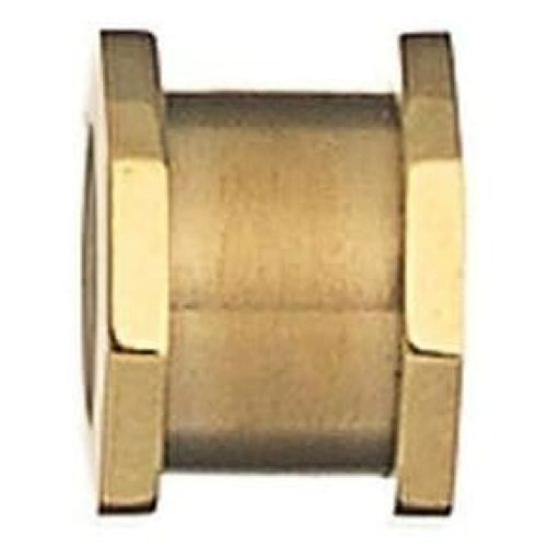 Gents Gold Plated Steel Bolt Link