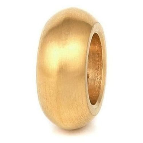 Gents Petite Gold Plated Link