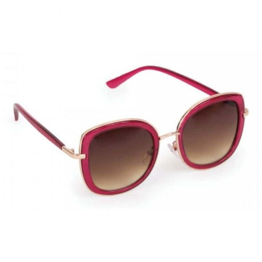 Khloe Sunglasses Raspberry