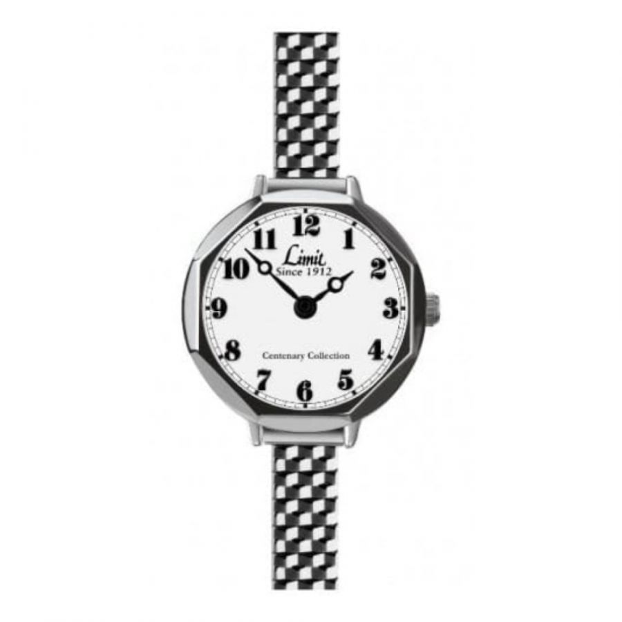 Centenary Collection Stainless Steel Expandable Watch