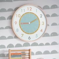 Kiddies Wall Clocks