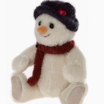 Christmas is coming!!! Charlie Bears 'Shake' #charliebears #teddybears #christmasgifts #snowmengifts #edmondsjewellerscoventry